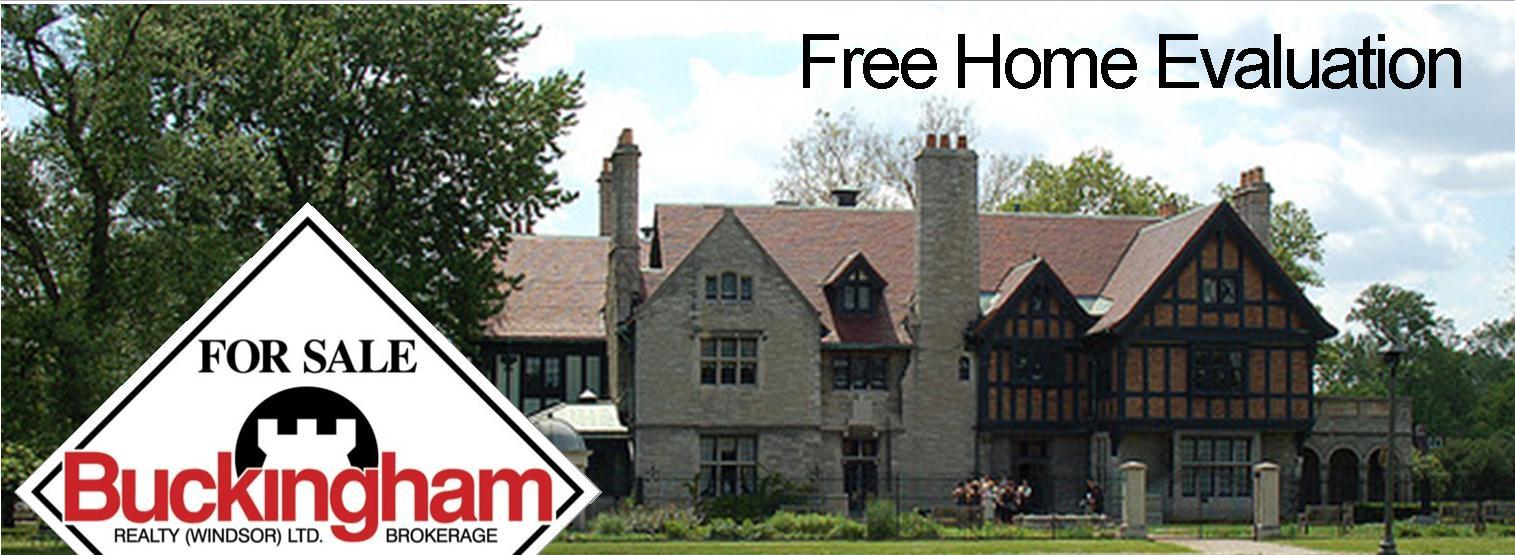 Free Home Evaluation