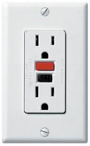GFI receptacle